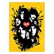 Панорамный постер Beatles